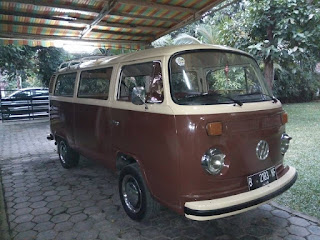 Spesialis Pedagang VW Tua : Dijual Kombi Jerman 74 - MADIUN