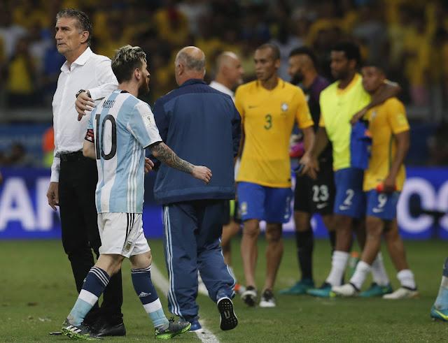 Nike deja a Argentina y adidas con un pie fuera del Mundial 2018