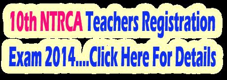 12th Ntrca Teachers Registration Exam Circular 2015 border=