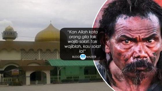 Selepas Kematiannya, Ramai Pelik Kenapa Namanya Disebut Dalam Solat Selama 30 Hari. Bila Imam Buka Cerita Ramai Tergamam!