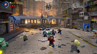 Lego Marvels Avengers PC Download