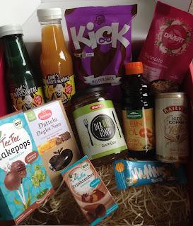 Überraschung, Lebensmittel, Bio