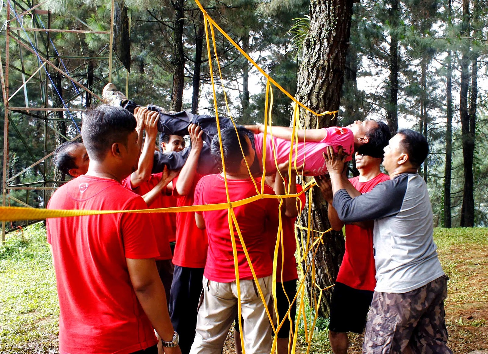 OUTBOUND TEAM BUILDING DI BOGOR