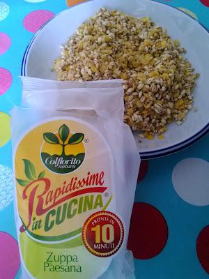 """""""Rapidissime in Cucina"""" - """"Zuppa Paesana"""" - Colfiorito"""