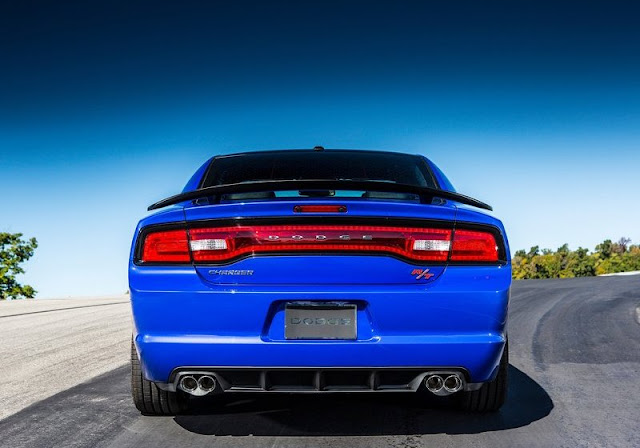 2013 Dodge Charger Daytona Rear Review