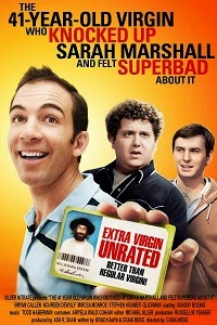 Watch The 41-Year-Old Virgin Who Knocked Up Sarah Marshall and Felt Superbad About It Online Free in HD