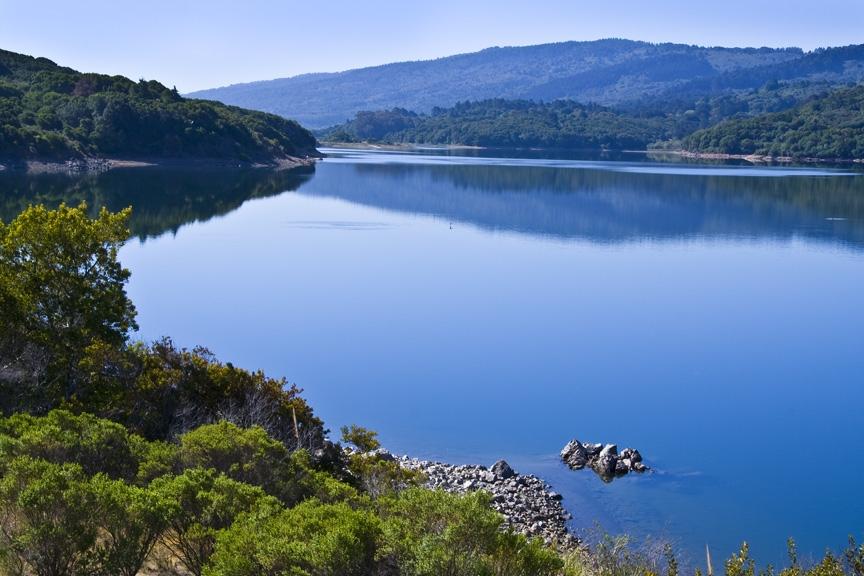 Water Reservoir San Mateo 36