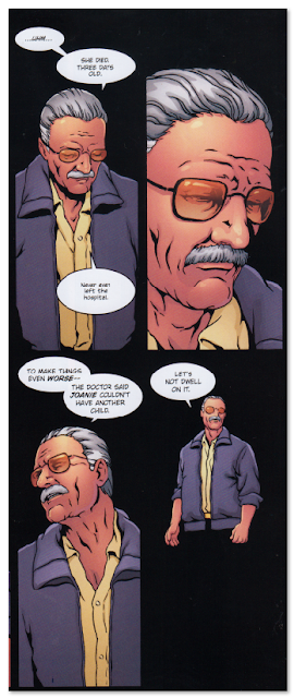 Comic Stan Lee Comic DEP