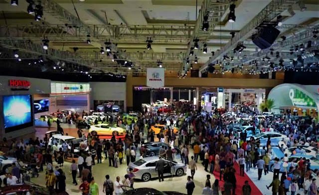 (Event) Indonesia International Motor Show, 19-29 April 2018