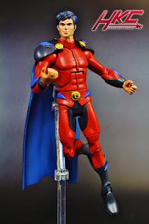 Mon-El custom action figure Dc Universe classics