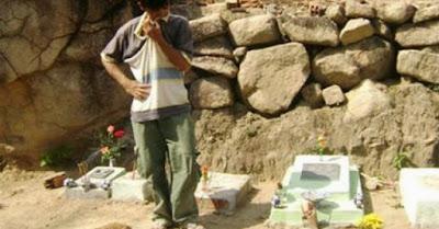 Él recogía bebés abortados y los sepultaba apropiadamente. Luego descubren su verdadera intención.