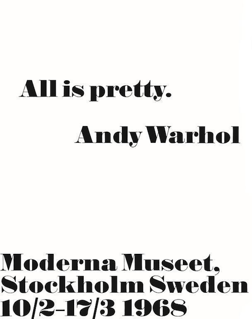 andy warhol quote posters - photo #5