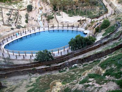 Nefta Ville en Tunisie