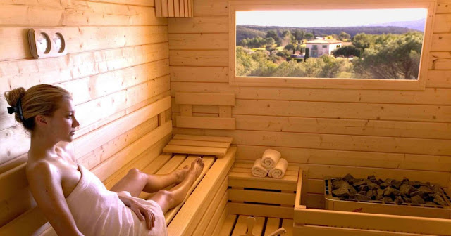 L'objectif du sauna ?