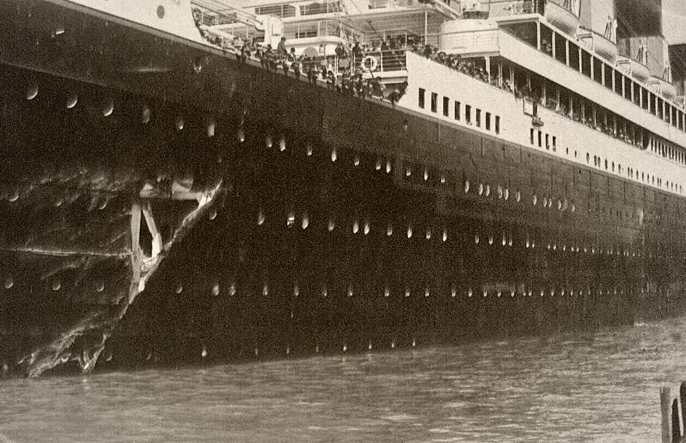 The Incredibly Lucky Woman Who Survived Three Shipwrecks