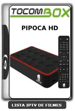 Tocombox Pipoca HD Nova Atualização Correção SKS KEYS 61w ON V1.38 - 28-05-2020