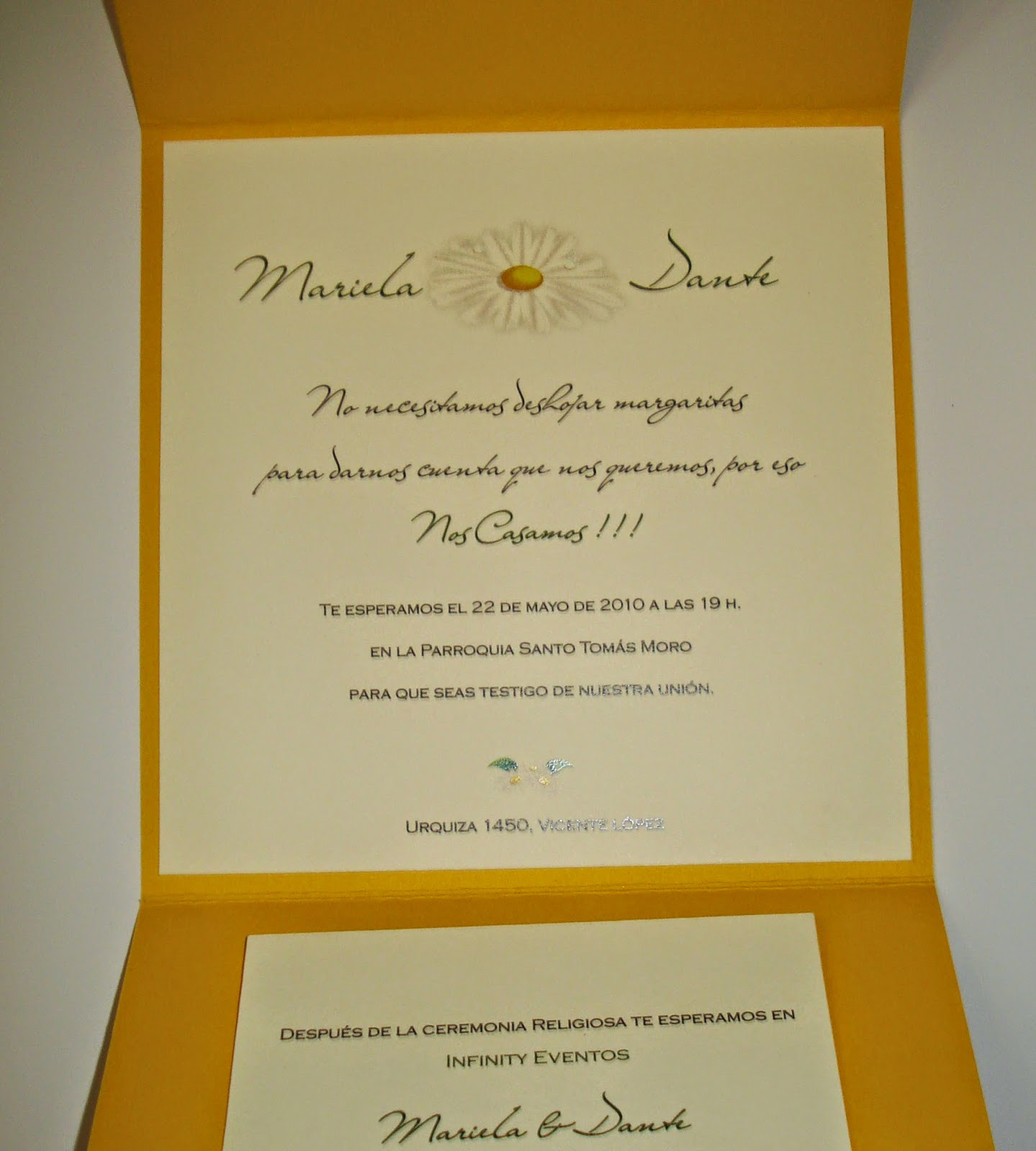 Invitaciones Y Tarjetas De Casamiento Invitaciones De