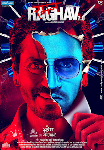 Poster Of Bollywood Movie Raman Raghav 2.0 (2016) 100MB Compressed Small Size Mobile Movie Free Download worldfree4u.com