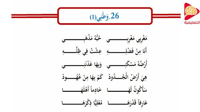 أناشيد ألاطفال - نشيد وطني:مغربي إنشاد مريم اللحية