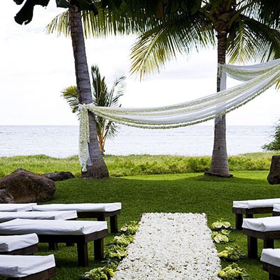 Outdoor Wedding Reception Ideas: Wedding Inspiration Center: Beautiful Outdoor Wedding