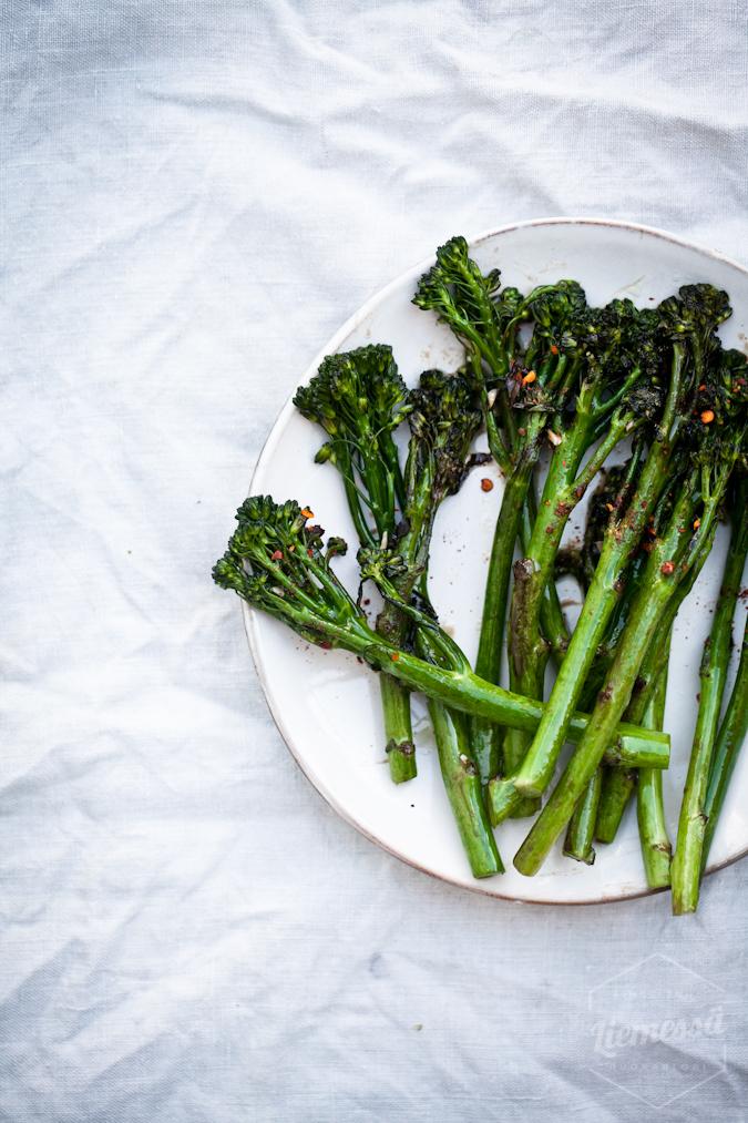 broccoliinit resepti