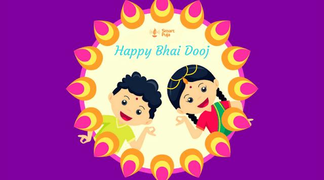 Best BHAI DOOJ Wishes, Greetings,