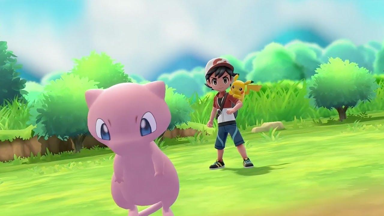 Inmortal Games Usa: Pokémon Let's Go Pikachu! download