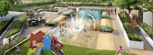 Vue 8 Residence Fun Pool