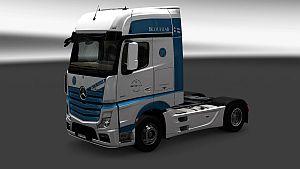 Kouhia skin for Mercedes MP IV