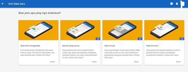 Cara Memasang Iklan Google Adsense Secara Otomatis dan Manual di Blogspot