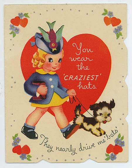 vintage everyday 15 vintage valentine's day cards with