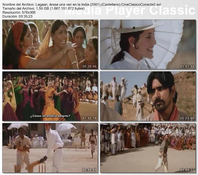 Lagaan, érase una vez la India | 2001 | Lagaan: Once Upon a Time in India