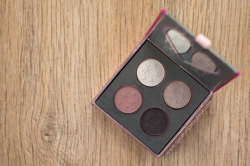 Tanya Burr Cosmetics Galaxy Eyeshadow Palette