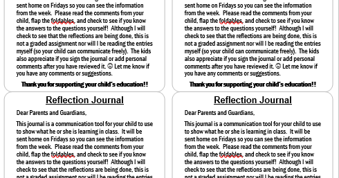 educator reflection journal template mo Learn about writing reflective journals for teachers and writing an entry to a reflective journal for it's a learning tool to help you improve as a teacher.