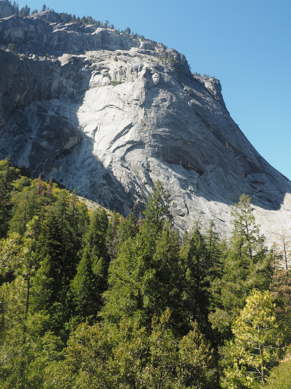 Mountain in Yosemite National Park, California