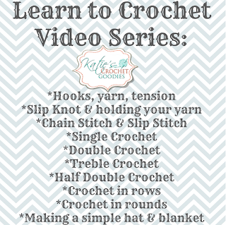 learning to crochet videos