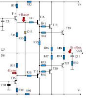 Final Transistor Amplifier 2800W