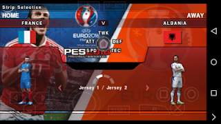 Gambar PES2017 Jogress Evolution Patch JPP V5 Special Euro 2016 PPSSPP Update Full Transfer Oktober 5