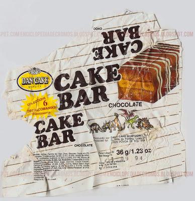 ... do Cake Bar da Dan Cake