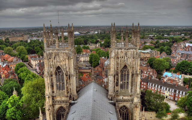 Itinerario per scoprire York