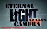 logo eternal light analog camera