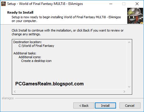 World of Final Fantasy: Day One (MAXIMA) [MULTi8 + DLC + Bonus