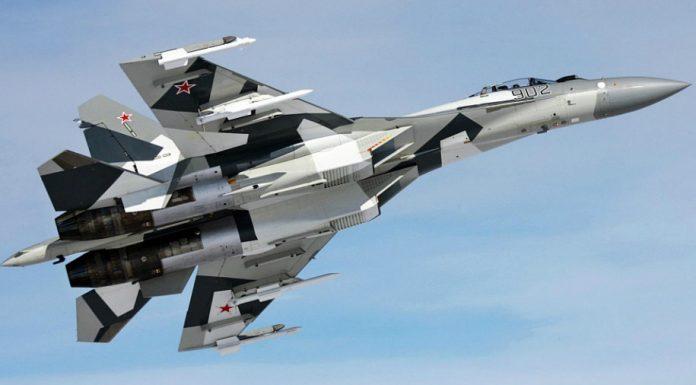 SU-35 – Δείτε βίντεο με τις απίστευτες δυνατότητες