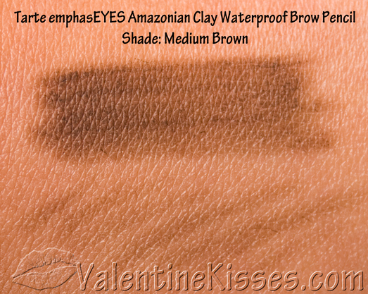 Valentine Kisses: Tarte emphasEYES for brows Amazonian Clay ...
