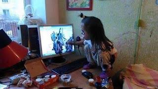 Cuando los niños están en silencio (Humor)