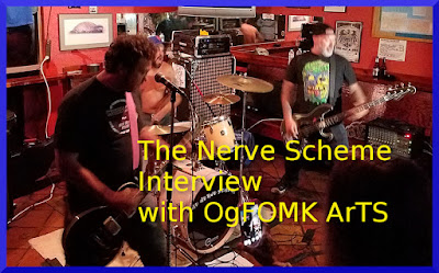 Interview - The Nerve Scheme - 26 Aug. 2017