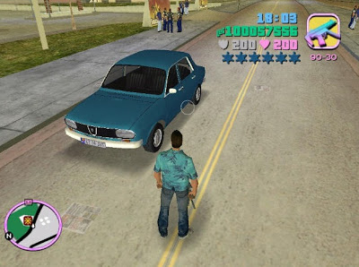 Auto version free download theft grand android vice city full