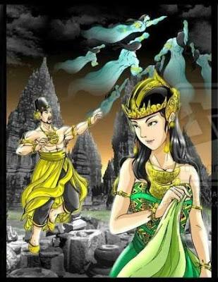 Cerita Roro Jonggrang Legenda Candi Prambanan