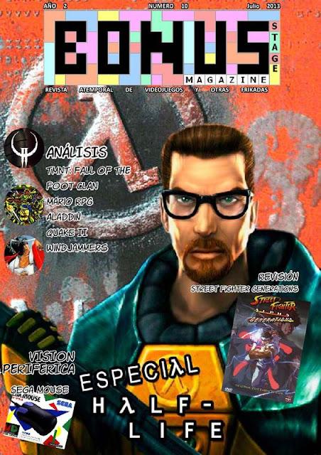 Bonus Stage Magazine #10 Especial Half-Life (10)
