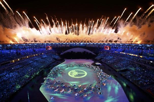 Rio 2016 Olympics Opening Ceremony (XXXI Olympiad)